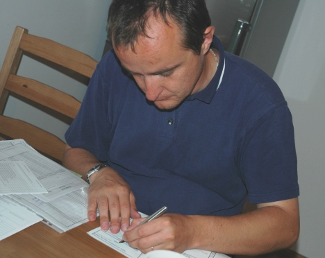 Artur Pluta wykładowca i instruktor nauki jazdy kategorii A, B, C, D, B+E, C+E, D+E, T