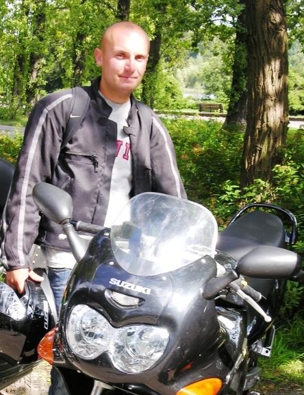 Tomasz Górski wykładowca i instruktor nauki jazdy kategorii A, B, C
