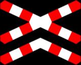 Znaki dodatkowe przed przejazdami kolejowymi