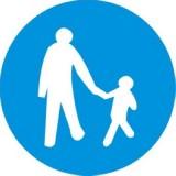 C-16 Droga dla pieszych. Oznacza drogę lub jej część przeznaczoną dla pieszych, którzy są obowiązani z niej korzystać